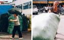 Ảnh: Nữ cửu vạn chợ Đồng Xuân oằn mình trong nắng đầu hè