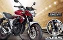 Xe môtô Suzuki Gixxer ABS 2018 giá chỉ 29,5 triệu đồng