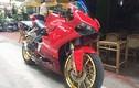 """Môtô giá rẻ Benelli BN 302 """"nhái"""" Ducati 1199 Panigale ở Hà Nội"""