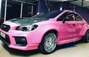 """Subaru Impreza STI phong cách """"điệp vụ báo hồng"""" ở Sài Gòn"""