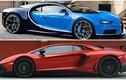 Siêu xe triệu đô Bugatti Chiron và Lamborghini Aventador dính lỗi
