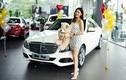 Hotgirl Milan Phạm tậu Mercedes-Benz C250 giá 1,72 tỷ