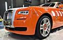 Rolls-Royce Ghost Series II hơn 20 tỷ độ độc tại Sài thành