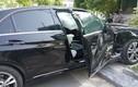 """Hyundai Starex nát đầu khi """"đấu"""" Mercedes-Benz E-Class ở Hà Nội"""