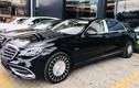 """Mercedes-Maybach S560 hơn 11 tỷ """"lộ hàng"""" tại VN"""