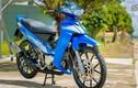 Chi tiết xe máy Yamaha Z125 độ nửa tỷ đồng ở miền Tây