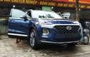 """Hyundai SantaFe 2019 bất ngờ đi """"làm đẹp"""" ở Hà Nội"""