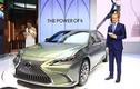 Xe sang Lexus đẳng cấp hơn với hybrid tại VMS 2018