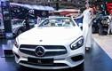 Hoa hậu H'Hen Niê đọ dáng cùng dàn xe sang Mercedes-Benz
