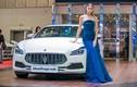 """Soi"" Maserati Quattroporte GTS hơn 16 tỷ ở VN"