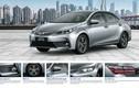 Toyota Corolla Altis mới giá 678 triệu tại Việt Nam có gì?