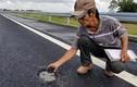Cao tốc Đà Nẵng-Quảng Ngãi: Sửa ở Quảng Nam, hư ở Quảng Ngãi