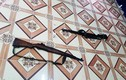 Cận cảnh 2 khẩu súng bắn Phó Chủ tịch HĐND phường