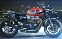 """""""Xế nổ"""" Triumph Speed Twin 1200 chính thức lộ diện"""
