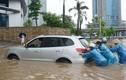 Có nên công khai biển số xe ôtô bị ngập nước?