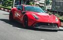 Siêu xe Ferrari F12 Berlinetta hơn 20 tỷ lăn bánh tại Vũng Tàu