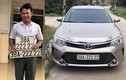 """Mua xe Toyota Camry cũ, """"trúng"""" biển ngũ quý 2 tại Hà Tĩnh"""