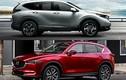 """""""Hết hot"""" Honda CR-V tại Việt Nam bị Mazda CX-5 vượt mặt"""