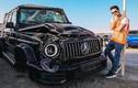 Siêu xe, xe sang đắt tiền vứt bỏ như rác ở UAE