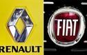 """Pháp ủng hộ Renault và Fiat Chrysler """"về chung một nhà"""""""