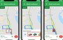 Google Maps có thể thông báo tốc độ xe đang di chuyển
