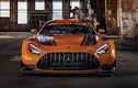 Ngắm xe đua tiền tỷ Mercedes-AMG GT3 bản nâng cấp mới