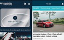Ra mắt ứng dụng mua và bảo dưỡng xe Hyundai tại VN