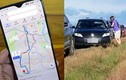 Nhờ Google Maps chỉ đường, hàng trăm lái xe mắc kẹt