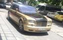 """Rolls-Royce Phantom mạ vàng biển """"tứ quý 8"""" tại Quảng Ninh"""