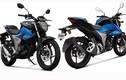 Xe môtô Suzuki Gixxer 2019 trình làng, chỉ 33,9 triệu đồng