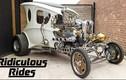 """Automatron - Chiếc xe ôtô cực độc của """"công chúa lọ lem"""""""