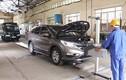 Xe ôtô phải đáp ứng tiêu chuẩn khí thải mới được được lăn bánh