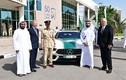Mercedes-AMG GT 63 S gia nhập đội cảnh sát siêu xe Dubai