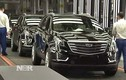 Xe sang Cadillac CT6 bị triệu hổi tại thị trường Trung Quốc