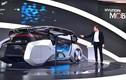 Hyundai Mobis M.Vision S - chiếc xe thể đọc cảm xúc người dùng