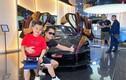 """Đại gia Sài Gòn sang Dubai """"xem mắt"""" siêu xe McLaren Senna"""