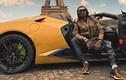 Thiếu gia lái Lamborghini, đeo khẩu trang LV phòng dịch Covid-19