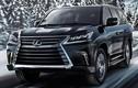 Lexus LX mới sẽ sử dụng động cơ V6 và V8 tăng áp kép