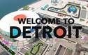 Triển lãm ôtô Detroit dùng làm bệnh viện chống dịch Covid-19