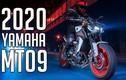 Yamaha MT-09 2020 mới, từ 267 triệu đồng tại Malaysia