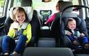 Trẻ em dưới 13 tuổi đi ôtô phải có ghế chuyên dụng