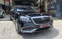 """Thợ Hà Nội """"hô biến"""" Mercedes S450 thành Maybach chỉ 200 triệu"""