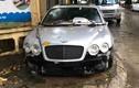 """Xe siêu sang Bentley Continental bị """"vứt xó"""" ở vỉa hè Hà Nội"""