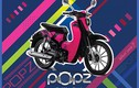 Xe máy GPX Super Cub Popz của người Thái tới 76 triệu đồng