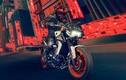 Yamaha MT-09 mới trang bị động cơ tăng thêm 7 mã lực