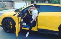 Lamborghini Urus hơn 22 tỷ của con trai bầu Hiển ra biển trắng