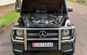 """Mercedes G63 AMG 2016 """"dùng chán"""", bán vẫn gần 7 tỷ ở Sài Gòn"""