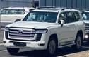 Khách mua Toyota Land Cruiser 2022 tại Nhật phải chờ tới 4 năm