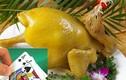 Đánh bài ăn thịt gà, 4 người ở Cà Mau bị công an phạt tiền