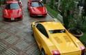 Những siêu xe đáng ghen tỵ của gia đình Hà Hồ